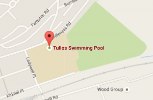 Tullos Pool Map